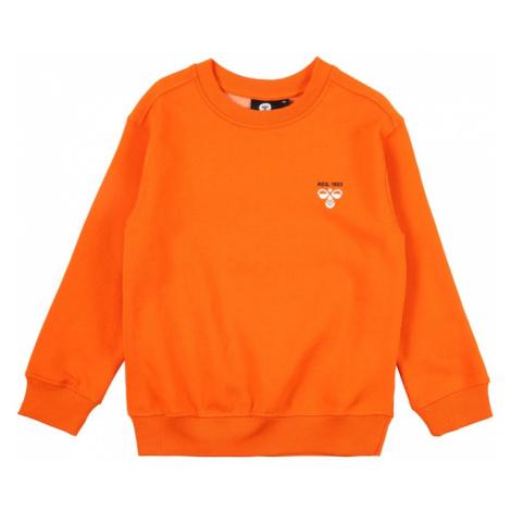Hummel Bluza pomarańczowy