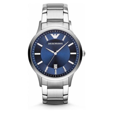Emporio Armani Zegarek Srebrny