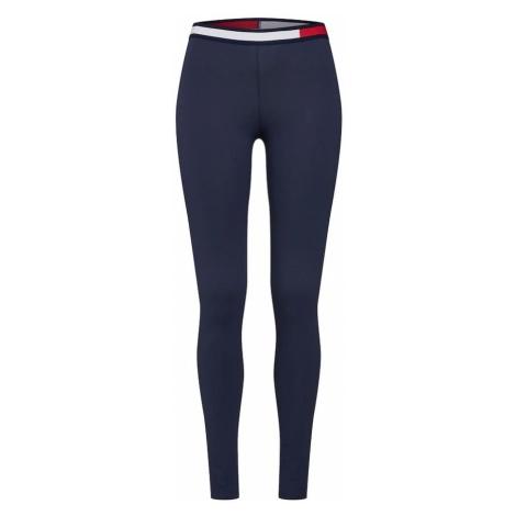 Tommy Hilfiger Underwear Spodnie od piżamy ciemny niebieski