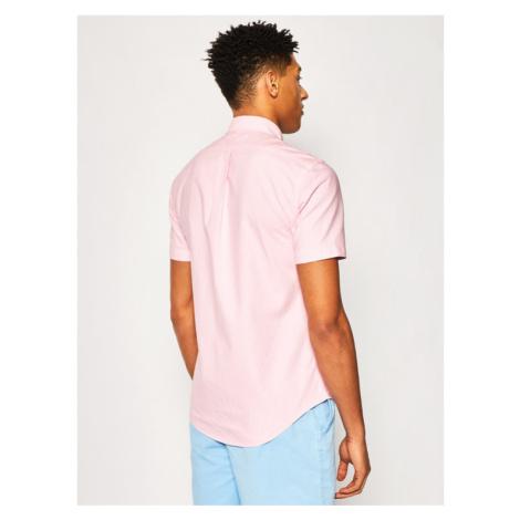 Polo Ralph Lauren Koszula Classics 710795382 Różowy Slim Fit