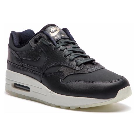 Buty NIKE - Air Max 1 Prm 454746 016 Anthracite/Anthracite/Black