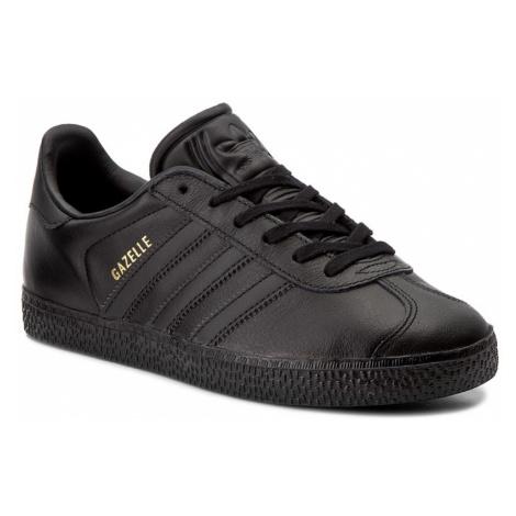Buty adidas - Gazelle J BY9146 Cblack/Cblack/Cblack
