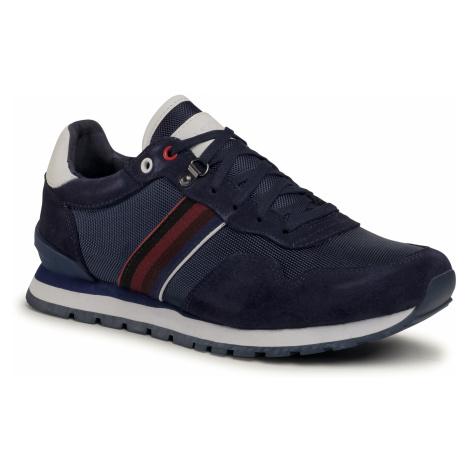 Sneakersy LASOCKI FOR MEN - MB-TUCKSON-01 Cobalt Blue