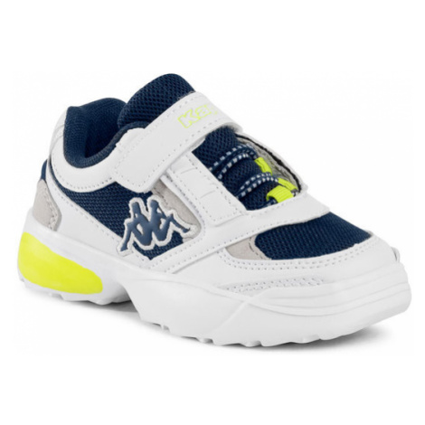 Kappa Sneakersy Krypton 260794K Biały