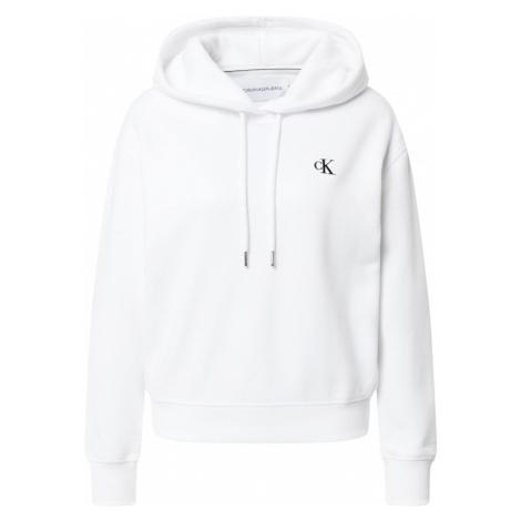 Calvin Klein Jeans Bluzka sportowa biały