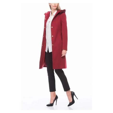 Płaszcz damski dewberry Z6509