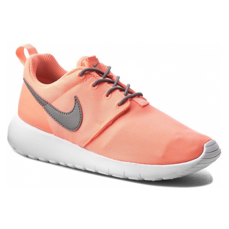 Buty NIKE - Roshe One (GS) 599729 612 Lava Glow/Cool Grey White