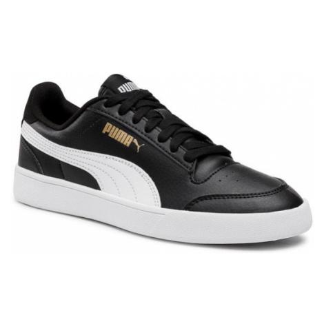 Puma Sneakersy Shuffle Jr 375688 03 Czarny
