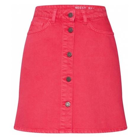 Noisy May Spódnica różowy