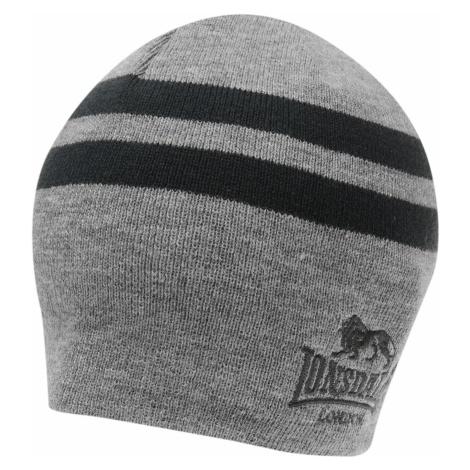 Lonsdale 2 Stripe Hat Mens