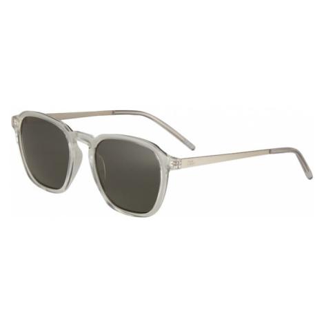 TAKE A SHOT Okulary przeciwsłoneczne 'Damien: Crystal - Grün' przezroczysty / zielony