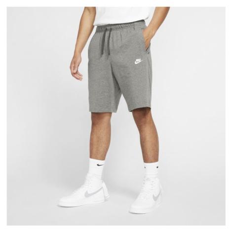 Spodenki męskie Nike Sportswear Club - Szary
