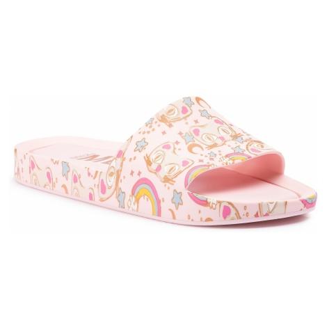 Klapki MELISSA - Beach Slide 3Db IV Ad 32540 Pink/Gold 51331