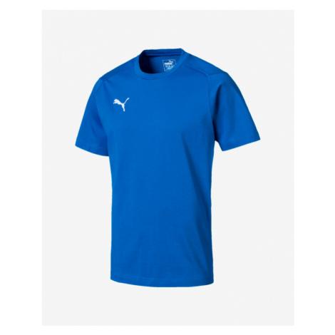 Puma Liga Casuals Koszulka Niebieski Wielokolorowy