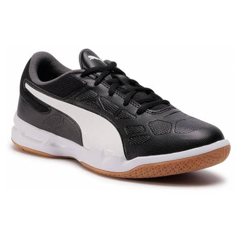 Buty PUMA - Tenaz Jr 104890 01 Black/White/Iron