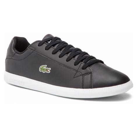 Sneakersy LACOSTE - Graduate Bl 1 SMA 7-37SMA0053312 Blk/Wht