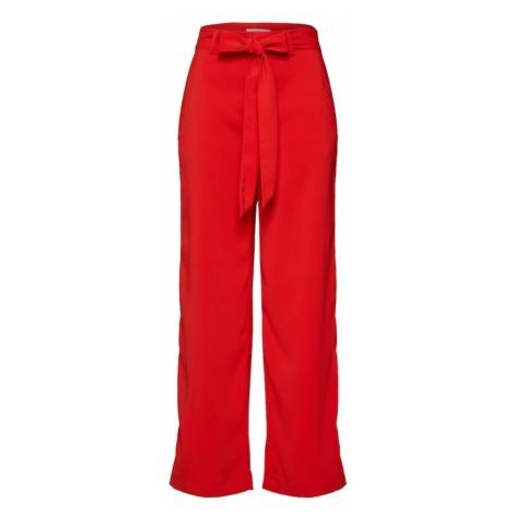 Mbym Spodnie 'Hysteric' czerwony