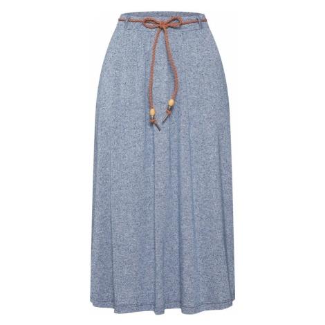 Ragwear Spódnica 'Reikko' gołąbkowo niebieski