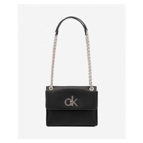Calvin Klein Ew Conv Flap Cross body bag Czarny