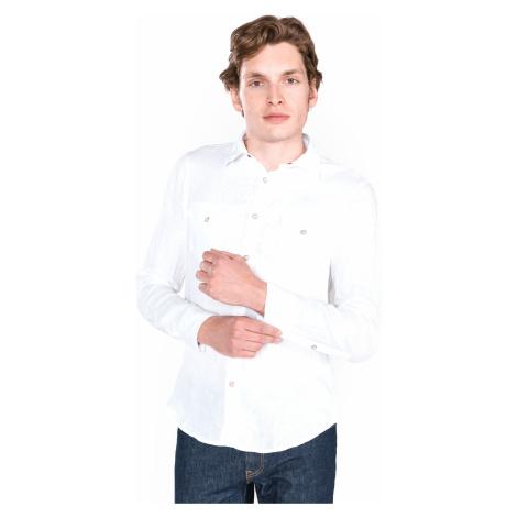 GAS Kant S/S Koszula Biały