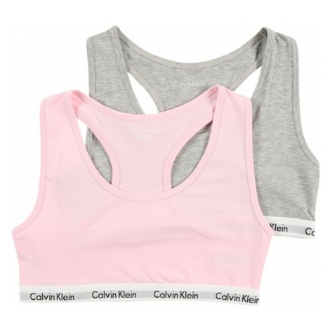 Calvin Klein Underwear Zestaw do prania szary / różowy pudrowy
