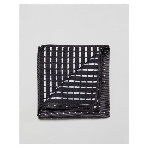 French Connection dotted pocket square