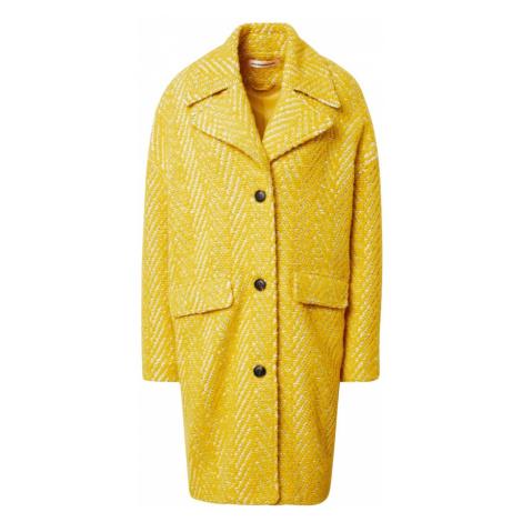 Custommade Płaszcz przejściowy 'Melia' żółty