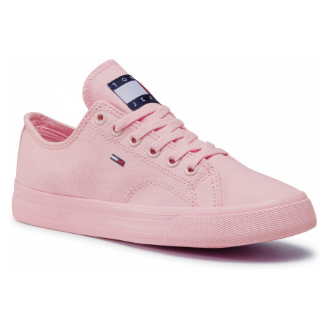 Tenisówki TOMMY JEANS - Long Lace Up Vulc EN0EN00940 TOJ Tommy Hilfiger