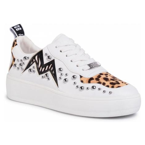 Sneakersy STEVE MADDEN - Brycin SM11000853-02002-702 Leopard Multi