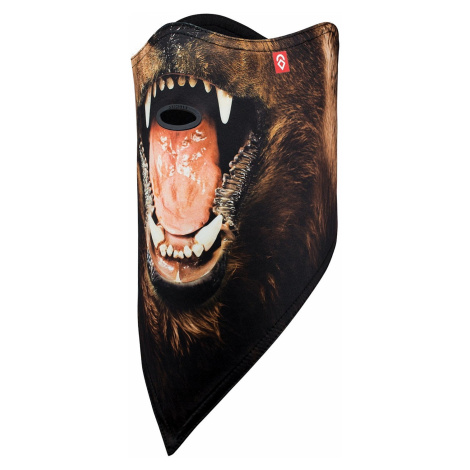 maska Airhole Facemask 2 Layer - Bear