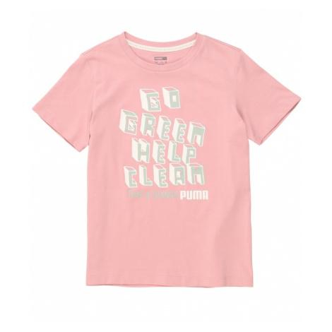 PUMA Koszulka funkcyjna różowy pudrowy