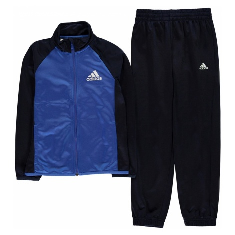 Adidas Entrada Poly Tracksuit Child Boys