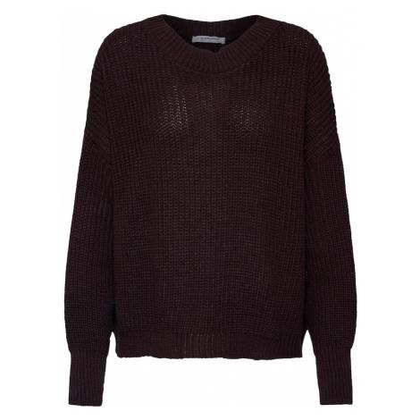 GLAMOROUS Sweter brązowy