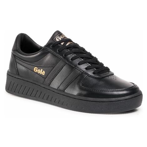 Sneakersy GOLA - Grandslam Leather CMA567 Black/Black/Black