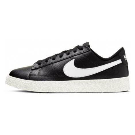 Buty dla dużych dzieci Nike Blazer Low - Czerń