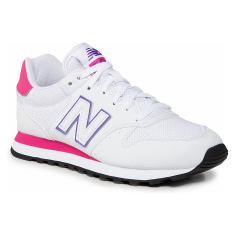 Sneakersy NEW BALANCE - GW500SA1 Biały