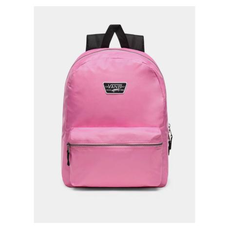 Różowy plecak VANS 22,5 l