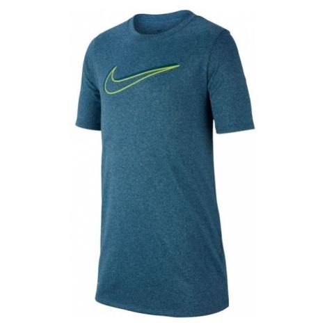 Nike NK DRY LEG TEE 3D SWOOSH - Koszulka sportowa chłopięca