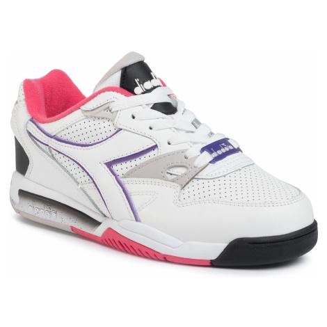 Sneakersy DIADORA - Rebound Ace Wn 501.175534 C8485 White/Azalea/Pansy
