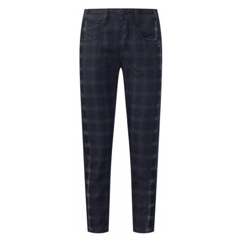 Gang Spodnie 'AMELIE' ciemny niebieski