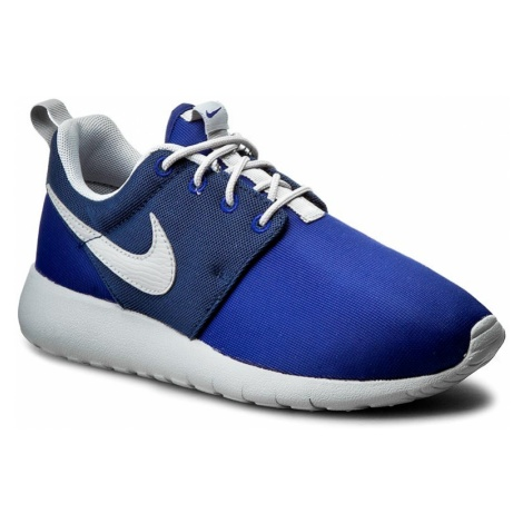 Buty NIKE - Roshe One (GS) 599728 410 Dp Royal Blue/Wlf Gry/Mid Nvy