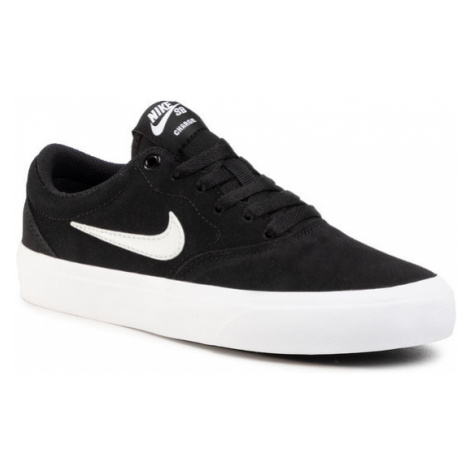 NIKE Buty Sb Charge Suede (Gs) CT3112 002 Czarny
