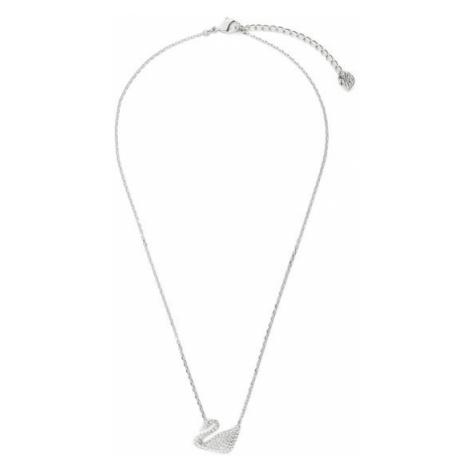 Swarovski Naszyjnik Swan Necklace 5007735 Srebrny