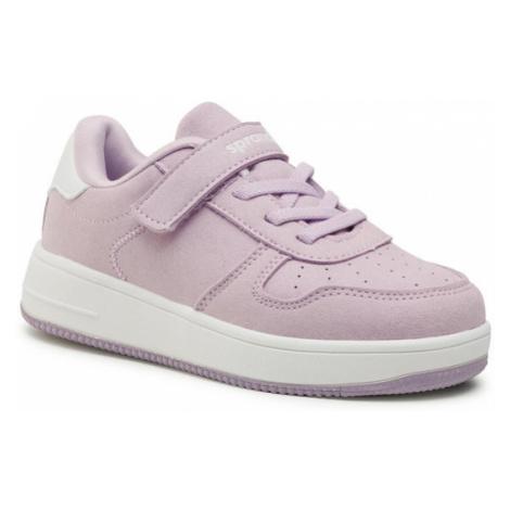 Sprandi Sneakersy CP40-20510Z Fioletowy