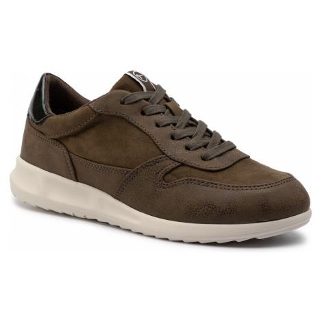 Sneakersy TAMARIS - 1-23625-23 Olive 722