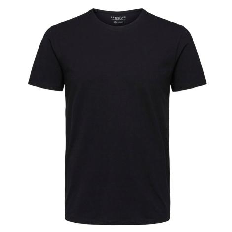 SELECTED HOMME Koszulka czarny