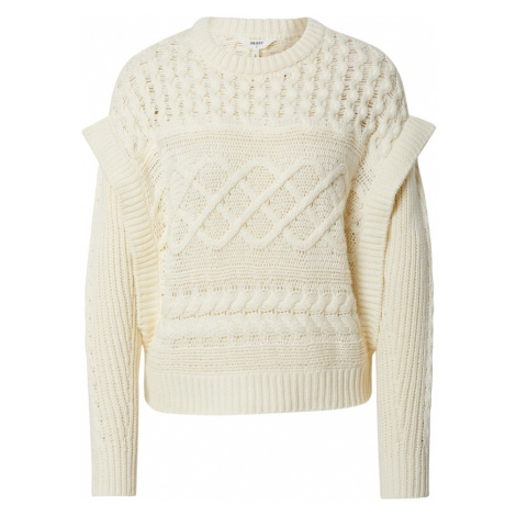 OBJECT Sweter biały