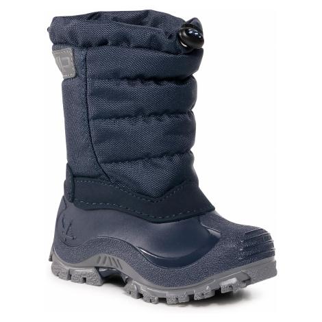Śniegowce CMP - Kids Hanki 2.0 30Q4704K B.Blue N950