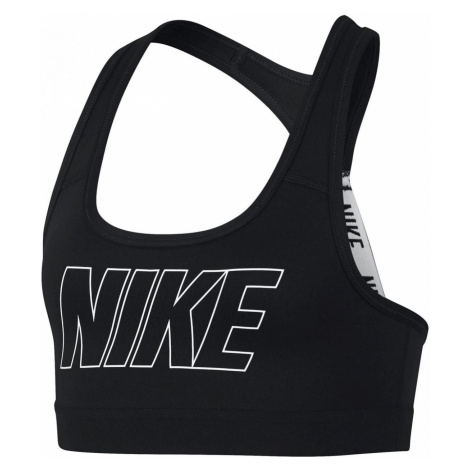 Nike Logo Strap Sports Bra Junior Girls