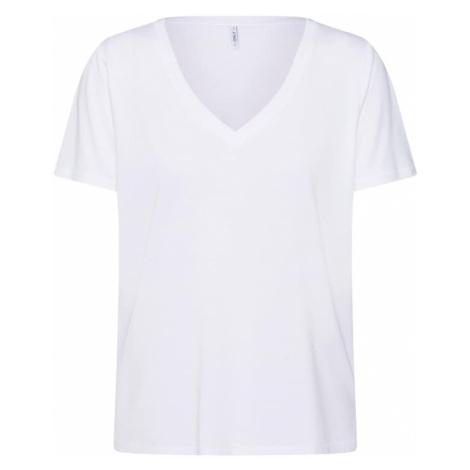 ONLY Koszulka 'ONLFREE LIFE TOP' biały